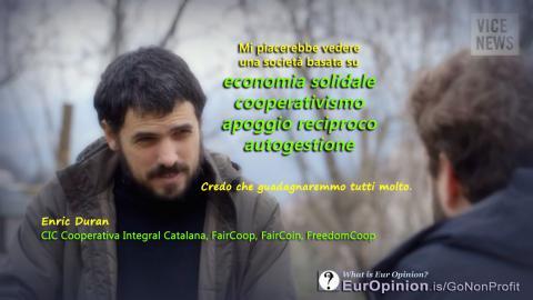 Enric Duran - Fair Coop