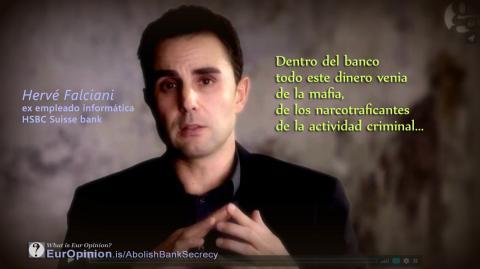 Hervé Falciani - denunciante de HSBC